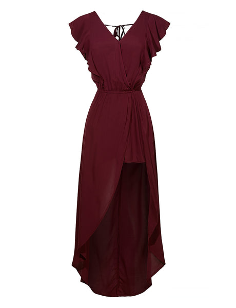 Fall in Love Maxi Romper Dress (more colors)