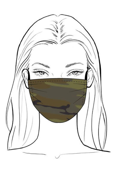 Camo Mask Pack by Z Supply