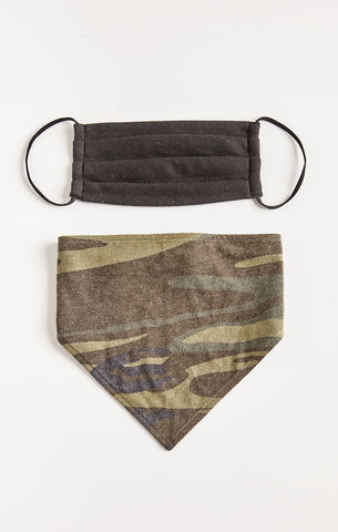 Camo Bandana Mask Pack by Z Supply