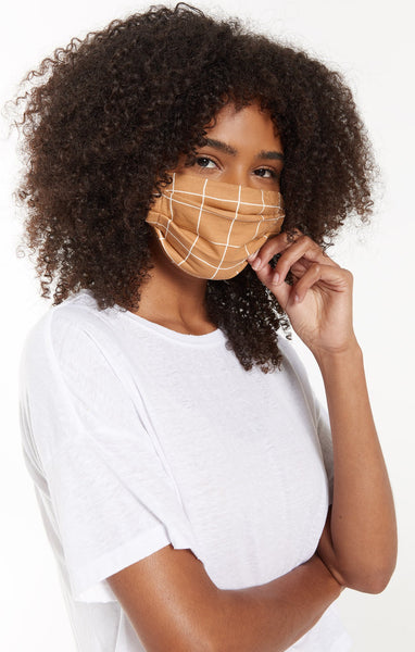 Animal Instincts Reusable Face Masks by Z SUPPLY (more prints)
