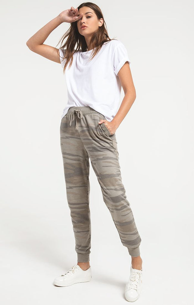Camo Jogger Pant by Z SUPPLY (more colors)