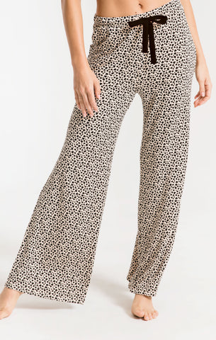 Mini Heart Wide Leg Pajama Pants by Z SUPPLY