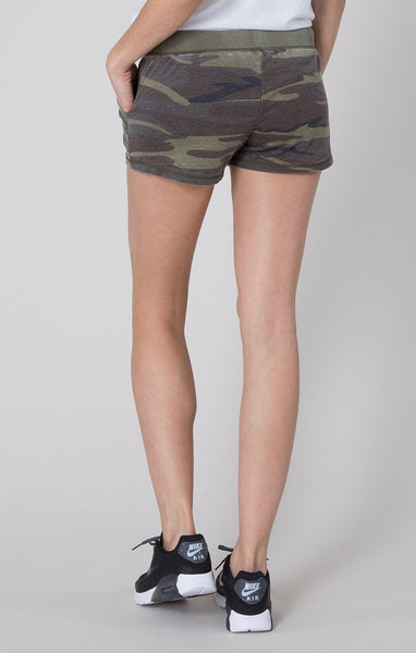 The Cute Camo Shorts by ZSupply (more colors)