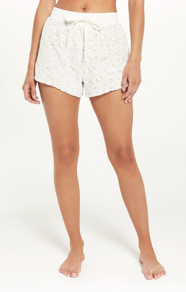 Cuddle Up Leopard Short by Z SUPPLY
