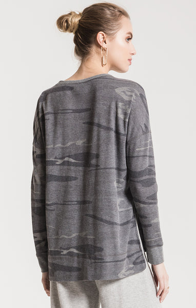 The Emerson Camo Thermal by Z SUPPLY (more colors)