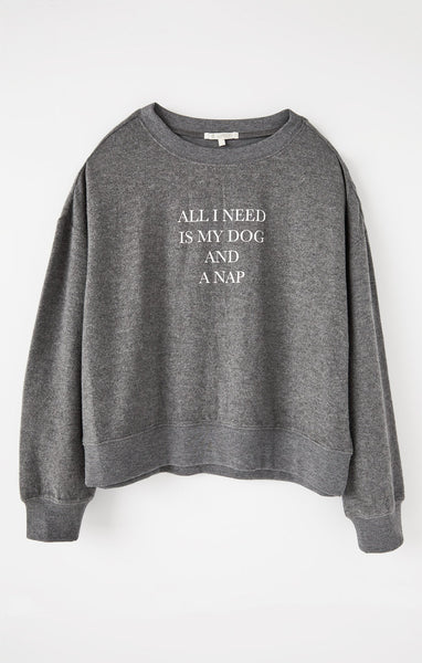 Elle All I Need Sweatshirt by Z SUPPLY