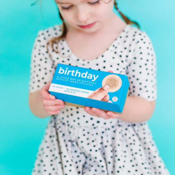 Birthday Activities and Ideas for Kids