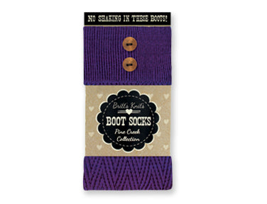 Button Top Boot Socks (more colors)