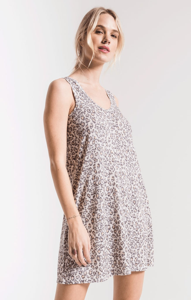 The Leopard Breeze Dress by Z SUPPLY