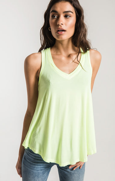 The Neon Vagabond Tank by Z SUPPLY