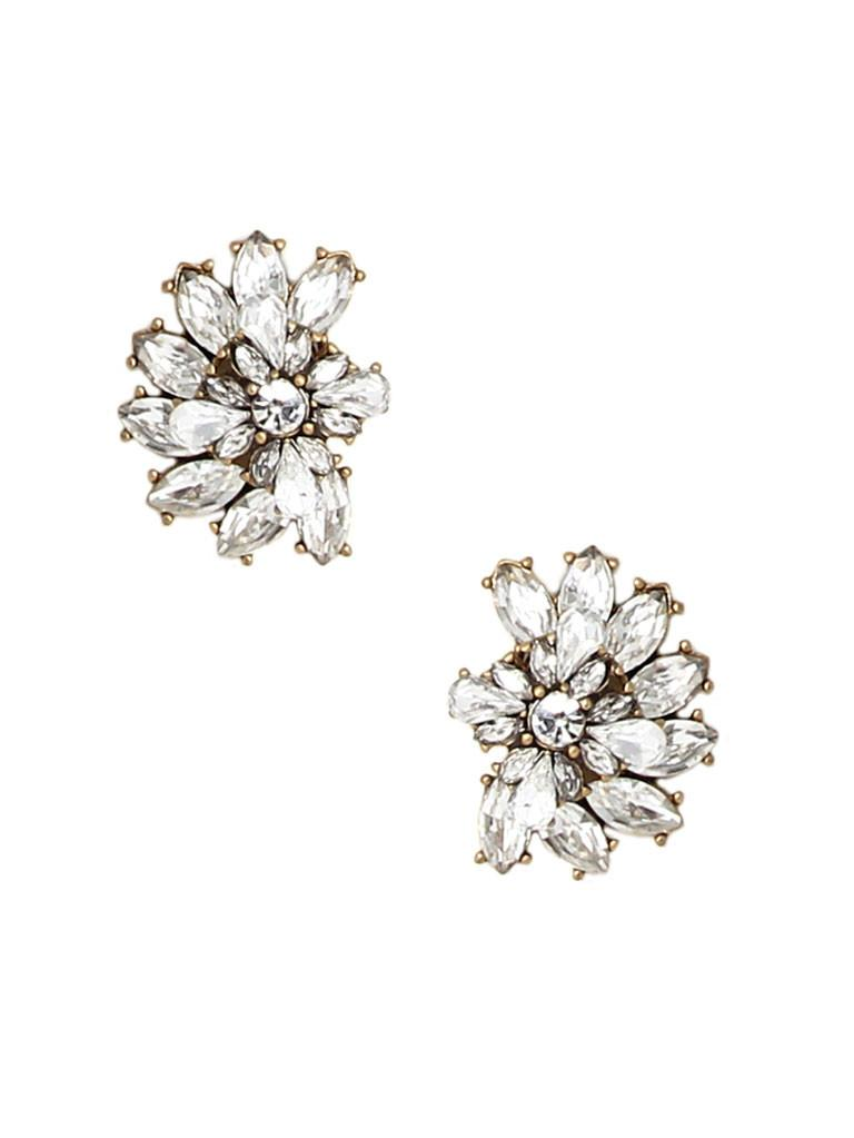 Luxe Cluster Statement Studs (more colors)