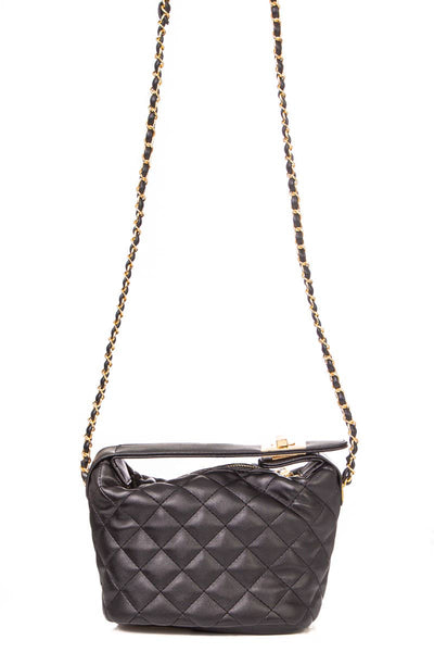 Quilted Faux Leather Bag (more colors)