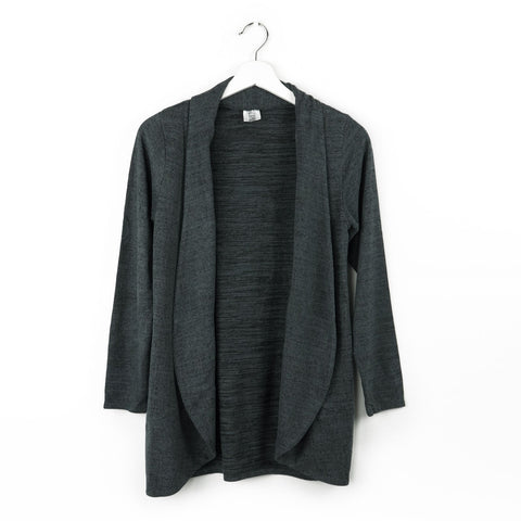 Perennial Cardigan by Hello Mello - BLACK