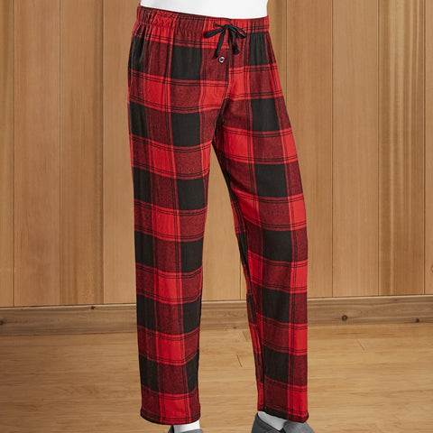 MEN'S Buffalo Check Lounge Pants by Hello Mello