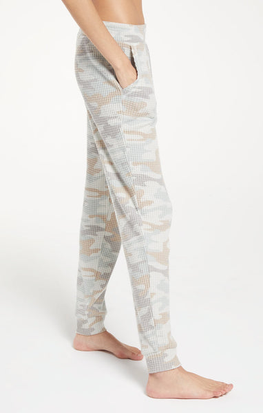 Cozy Camo Jogger by Z SUPPLY