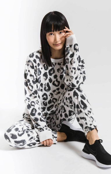 The Amur Leopard Long Sleeve Top by Z SUPPLY