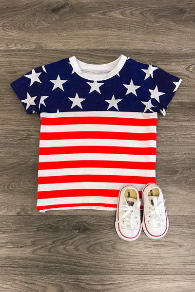 Kids Flag T-Shirt