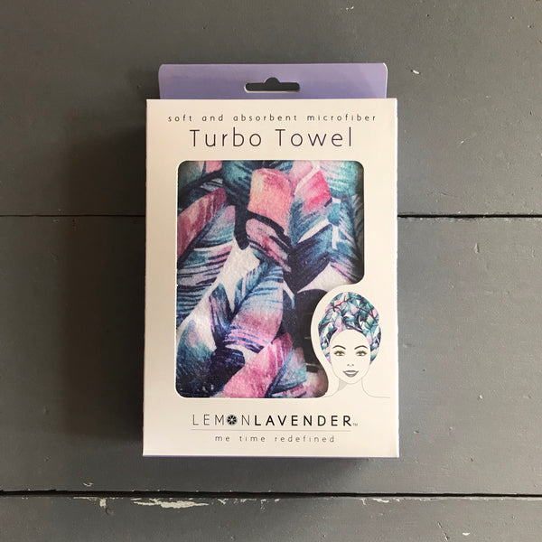 Turbo Towel by Lemon Lavender