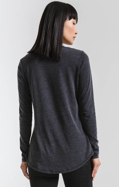 The Long Sleeve Pocket Tee by Z SUPPLY