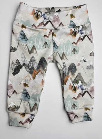 Whimsical Mountains Leggings