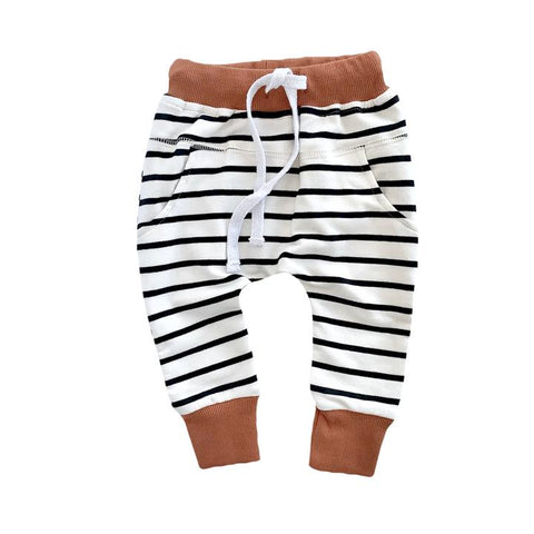 Little Bipsy - * SALE * - Stripe Joggers