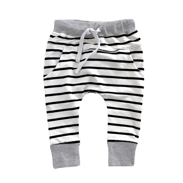 Little Bipsy - Stripe Joggers (more colors)