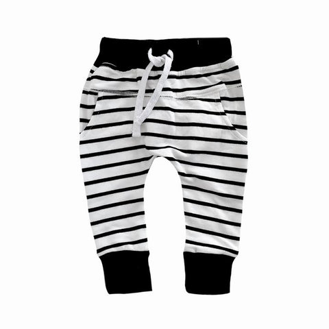 Little Bipsy - Stripe Joggers