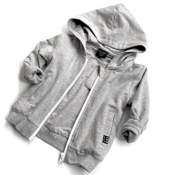 Little Bipsy - Zip Hoodie (more colors)