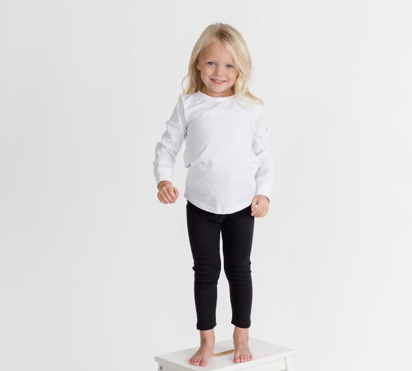 Little Bipsy - Ribbed Leggings