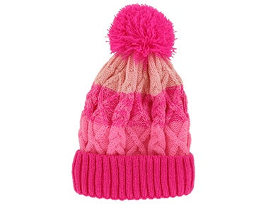Bitties Plush Lined Knit Hats