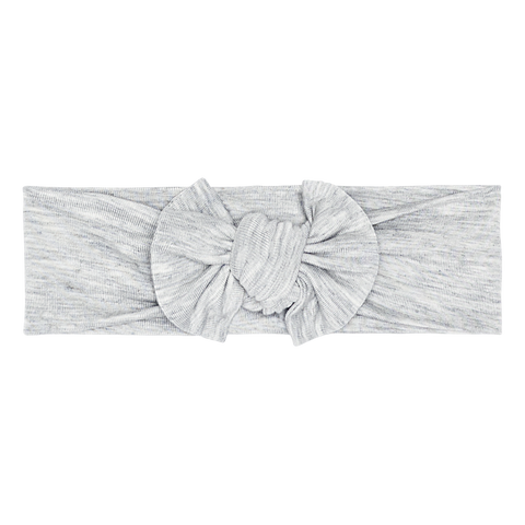 Posh Peanut - ATHLETIC GREY HEATHER Headband