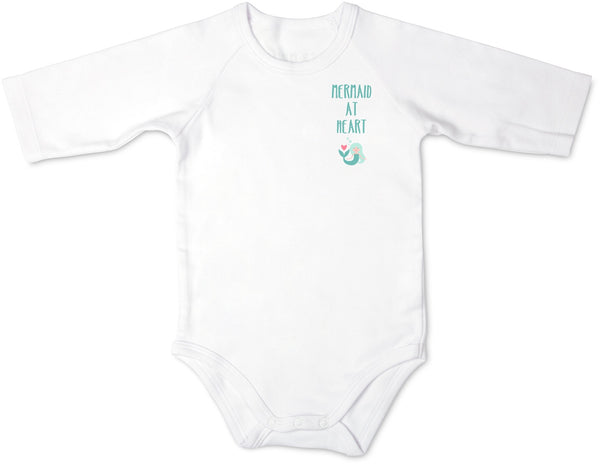 Mermaid at Heart Onesie