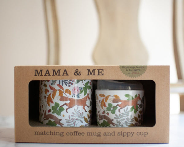 Helmsie - Mom & Me Cup Set