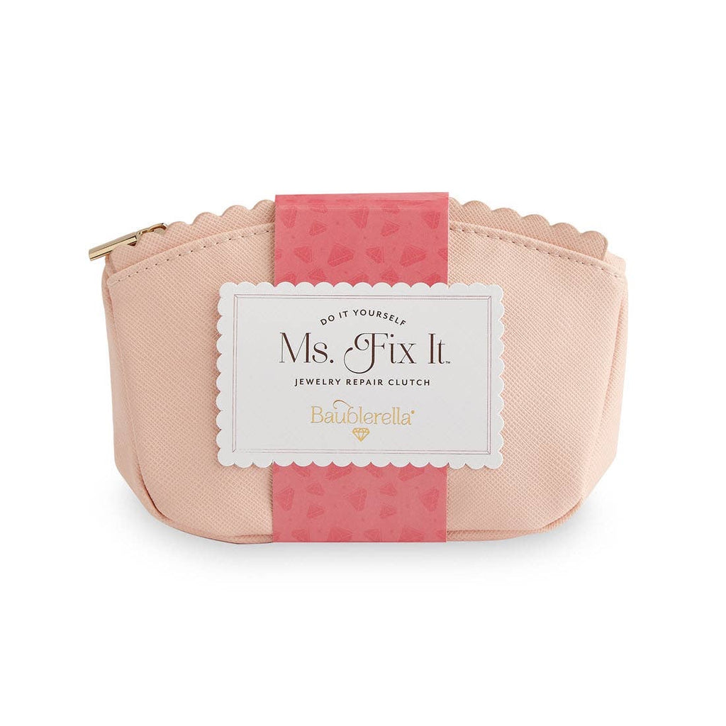 MS. FIX IT - Jewelry Repair Clutch
