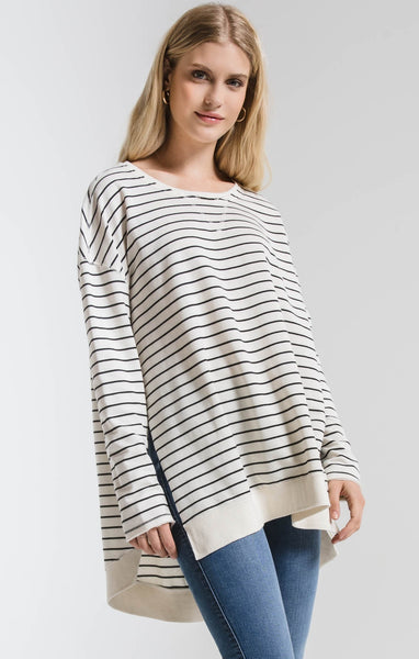 The Stripe Weekender by Z SUPPLY