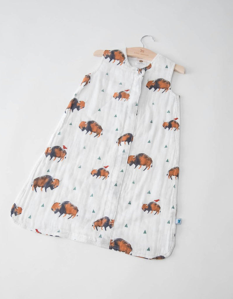 Little Unicorn - BUFFALO Cotton Muslin Sleep Bag