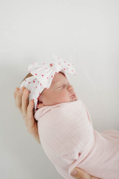 Baby Bling - * SALE * - Patterned Shabby Knot Headbands
