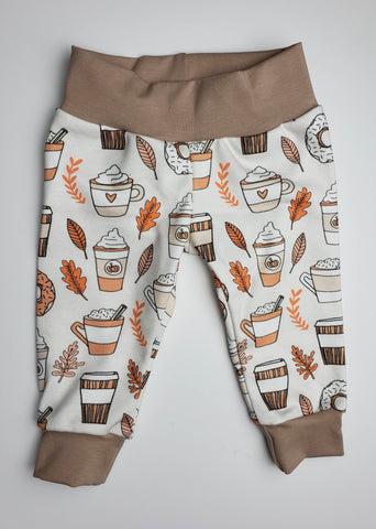 Fall Latte Leggings