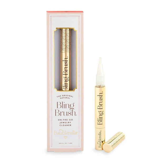 BLING BRUSH - The Original Natural Jewelry Cleaner
