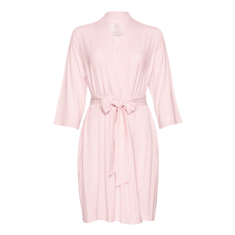 Posh Peanut - PINK HEATHER Robe