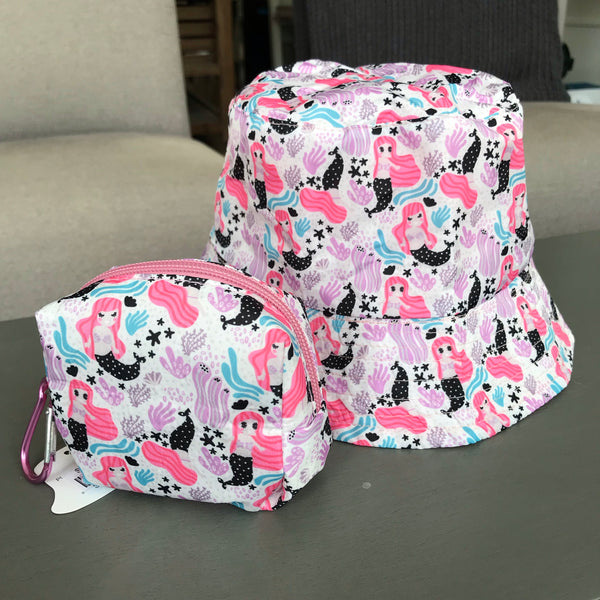 Toddler/Kid Floppy Top Sun Hats