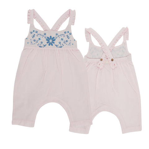 Tiny Twig - Marshmallow - Roxanne Sunsuit