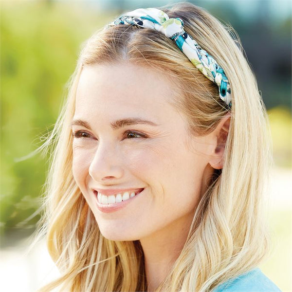 Southern Silky Braided Headband (more colors)