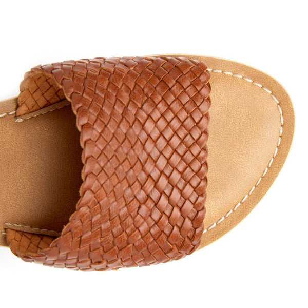 Saddle Zuma Slide Sandal by Matisse Coconuts Collection