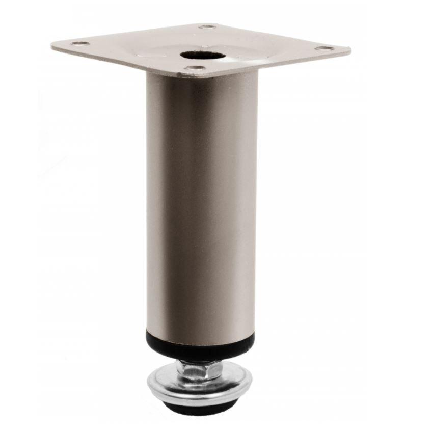 Furniture Leg 100mm - Satin