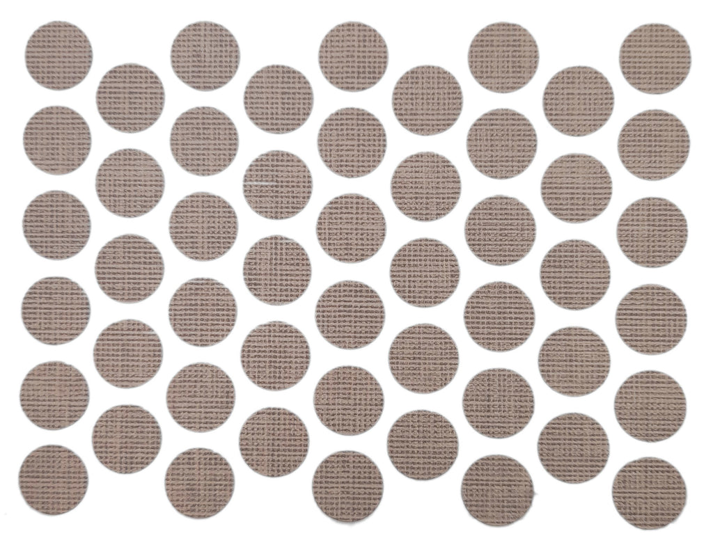 Screw cover caps Self-Adhesive - Cotton Vision 14mm