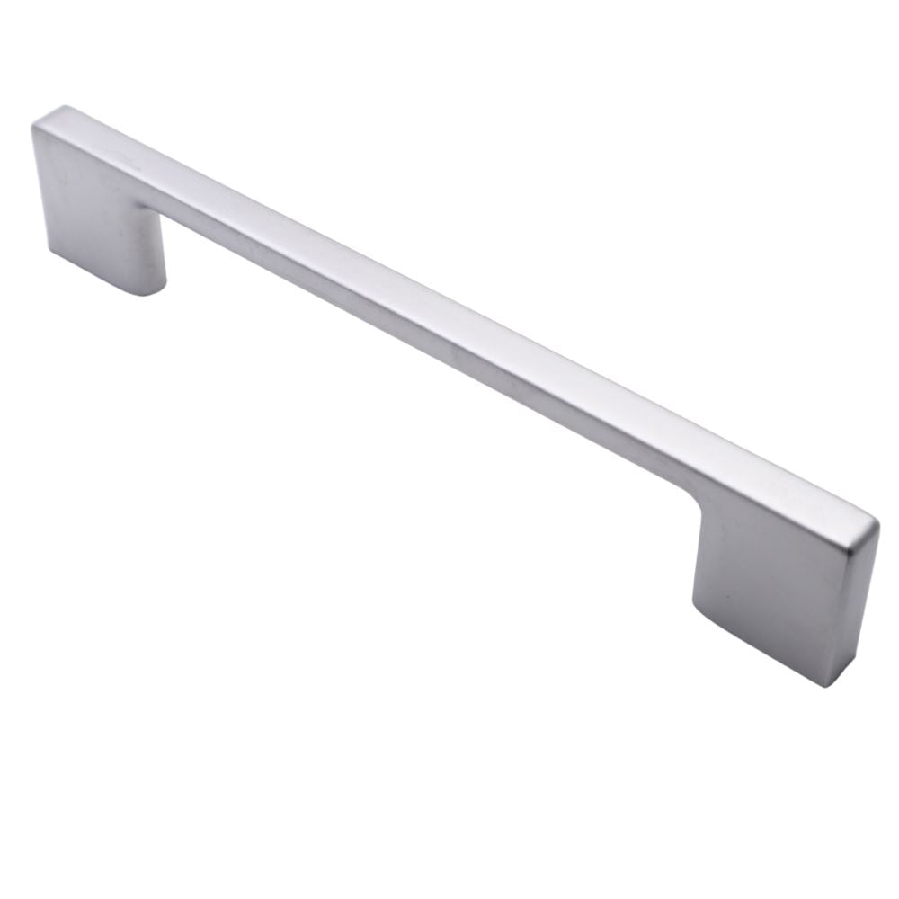 TECHNO  furniture handle 192mm - Aluminium