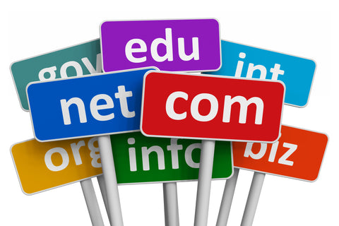 Domain name purchase and yearly maintenance