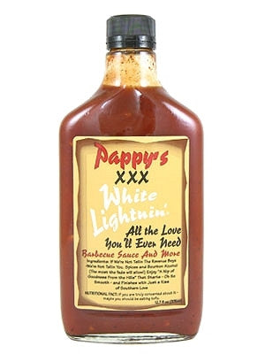 Pappy's XXX White Lightnin - 12.7 fl oz