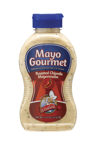 Mayo Gourmet Roasted Chipotle Mayonnaise - 11oz
